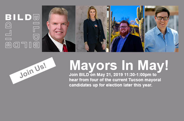 Mayors In May!