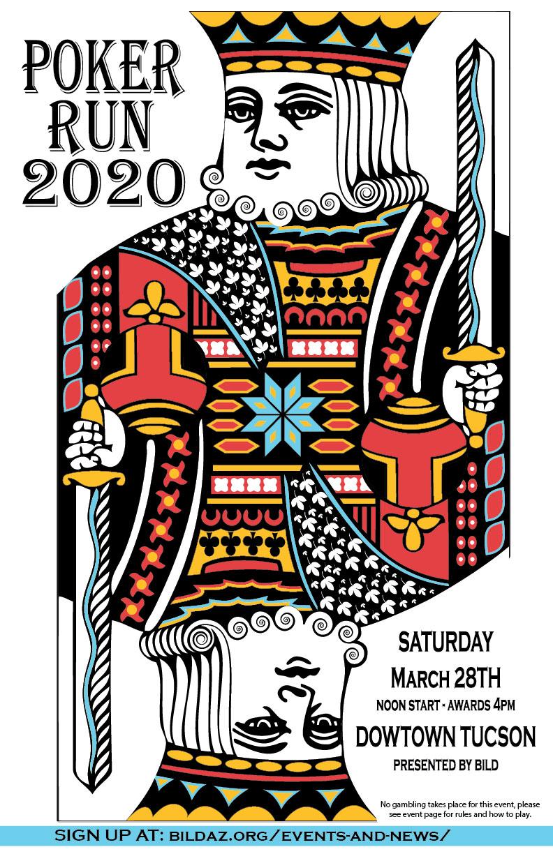 First Annual Poker Run 2020