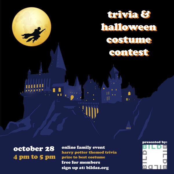 Harry Potter Trivia & Halloween Costume Contest