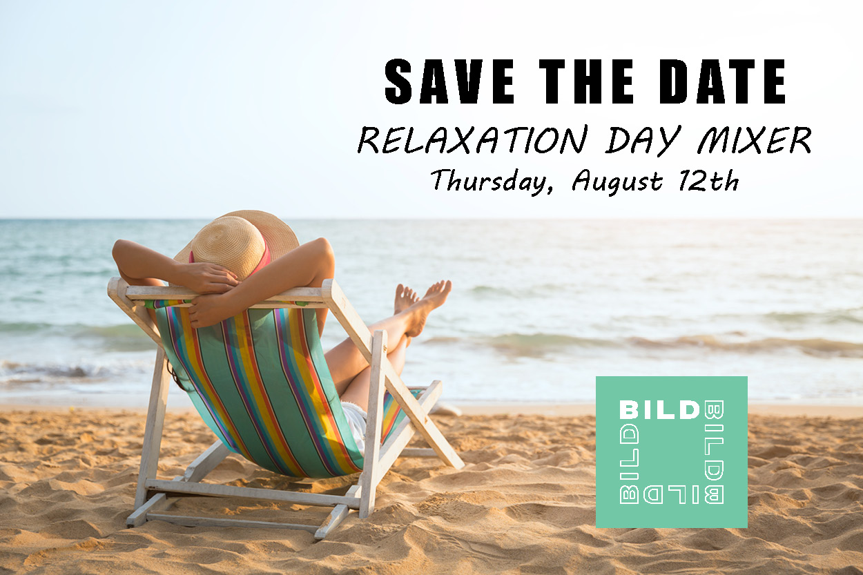 SAVE THE DATE FOR RELAXATION DAY