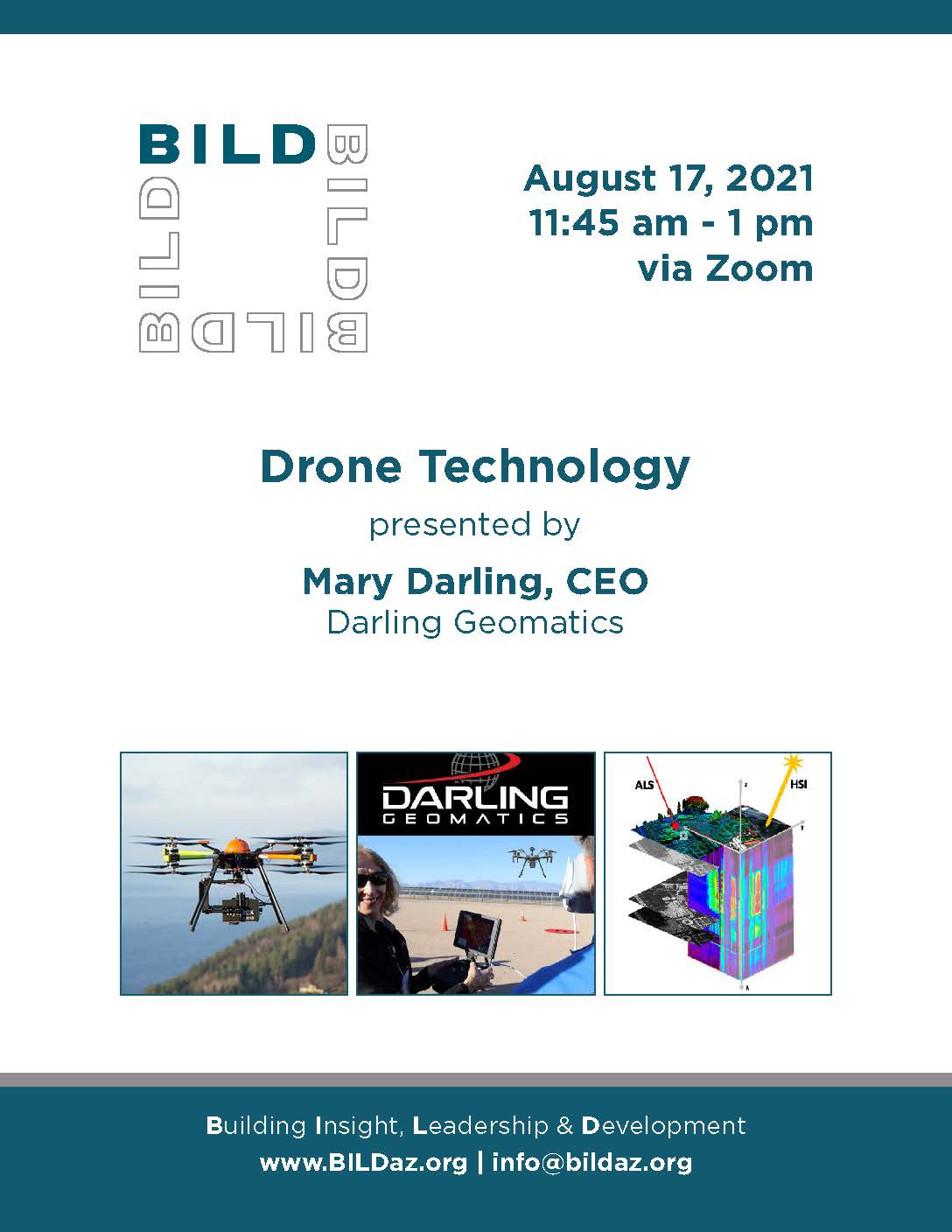 August Virtual Meeting – Drone Technology