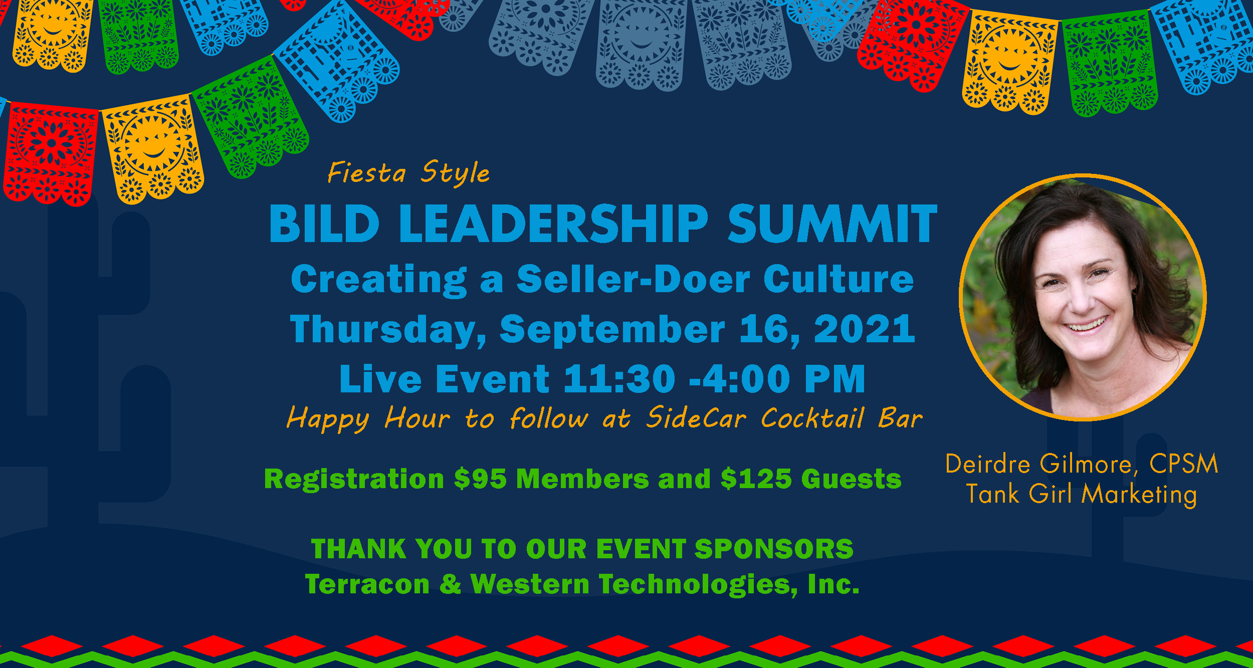 Join us for the annual BILD Leadership Clinic