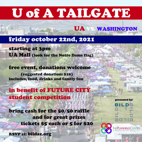 Join BILD for a Tailgate Event!